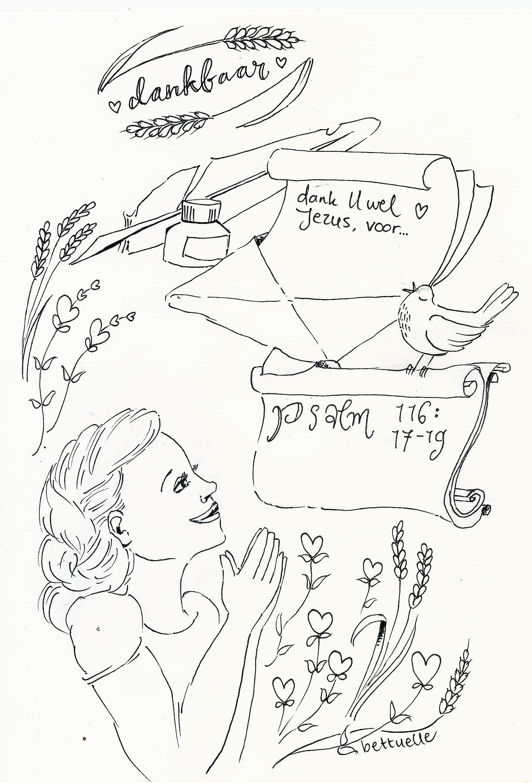 Top Dag 1 - Dankbaarheid - Bettuelle.nl #OW25