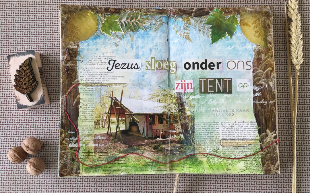 Dag 24 – Jezus onder ons