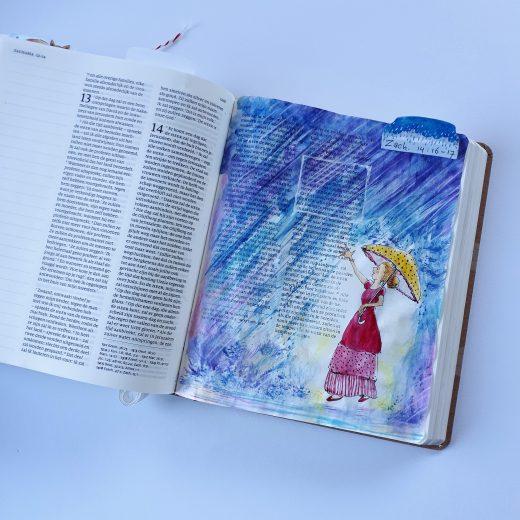 Dag 29 – Regen