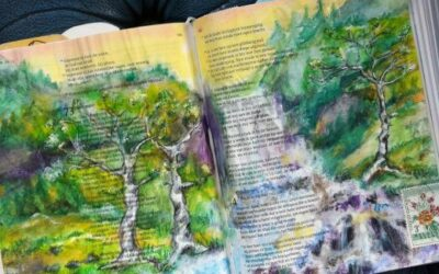 Workshop biblejournaling Hattem en Zwolle