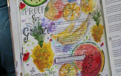 Exotisch fruit in de Bijbel