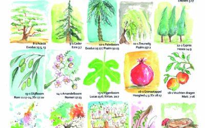 Teksten Bomen in de Bijbel